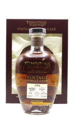Tomintoul - Vintage Single Cask #333346 - 1994 25 year old Whisky
