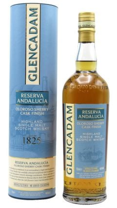 Glencadam - Reserva Andalucia - Highland SIngle Malt Whisky