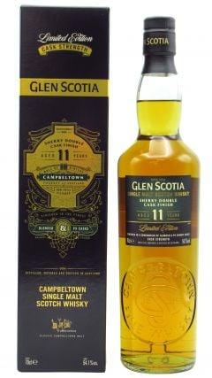 Glen Scotia - Sherry Double Cask Finish 11 year old Whisky
