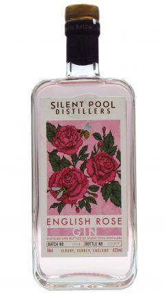 Silent Pool - English Rose Gin