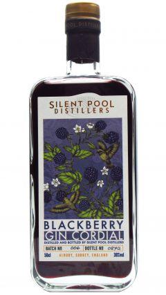 Silent Pool - Blackberry Gin Cordial Spirits