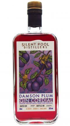 Silent Pool - Damson Plum Gin Cordial Spirits
