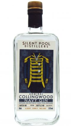 Silent Pool - Admiral Collingwood Navy Gin