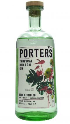 Porters - Tropical Old Tom Gin