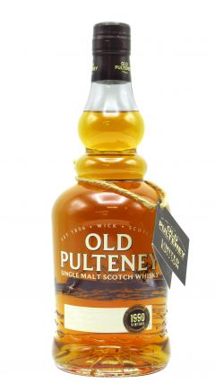 Old Pulteney - Lightly Peated - (Unboxed) - 1990 23 year old Whisky