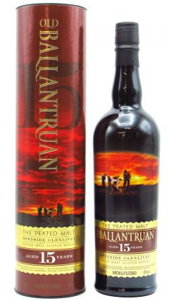 Tomintoul - Old Ballantruan 15 year old Whisky