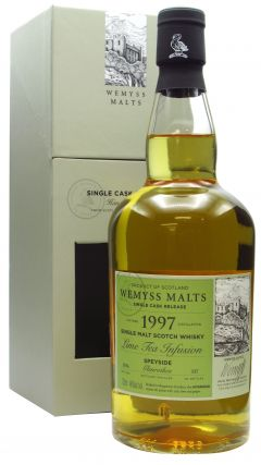 Glenrothes - Lime Tea Infusion Single Cask - 1997 19 year old Whisky