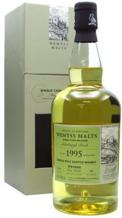 Glen Keith - Edinburgh Rock Single Cask - 1995 22 year old Whisky