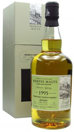 Glen Grant - Summer Sipping Single Cask - 1995 23 year old Whisky