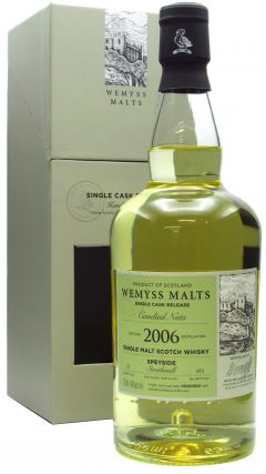 Strathmill - Candied Nuts Single Cask - 2006 12 year old Whisky
