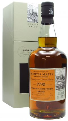 Bladnoch - Relaxing and Contemplative Single Cask - 1990 28 year old Whisky