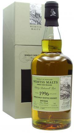 Glen Keith - Cherry Bakewell Tart Single Cask - 1996 22 year old Whisky