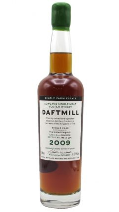 Daftmill - UK Exclusive Single Cask #29 - 2009 11 year old Whisky