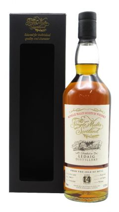 Ledaig - The Single Malts of Scotland Single Cask #900177 - 2005 14 year old Whisky