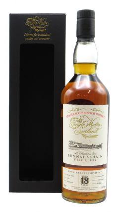 Bunnahabhain - The Single Malts of Scotland Single Cask #1253 - 2001 18 year old Whisky