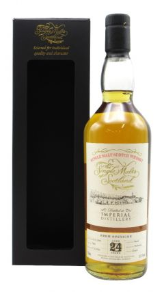 Imperial (silent) - The Single Malts Of Scotland Single Cask #7898 - 1995 24 year old Whisky