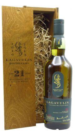 Lagavulin - Jazz Festival 2019 21 year old Whisky