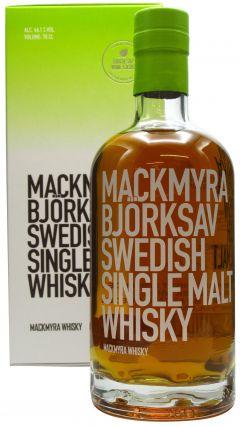 Mackmyra - Bjorksav Whisky