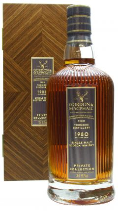 Tormore - Private Collection Cask #4467 - 1980 40 year old Whisky
