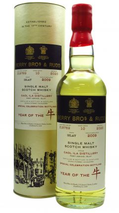 Caol Ila - Berry Bros. & Rudd Single Cask #318769 - 2009 10 year old Whisky