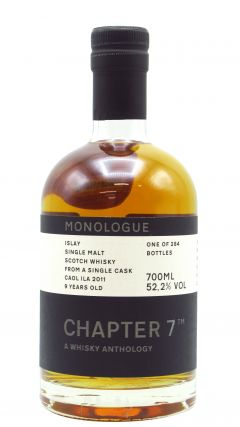Caol Ila - Chapter 7 Monologue #8 Single Cask #160 - 2011 9 year old Whisky