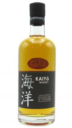 Kaiyo - Japanese Mizunara Oak Whisky