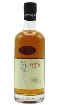 Kaiyo - Japanese Mizunara Oak Cask Strength Whisky