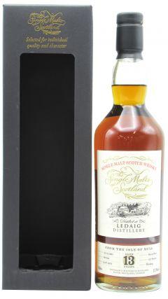Ledaig - The Single Malts Of Scotland Single Cask #900168 - 2005 13 year old Whisky