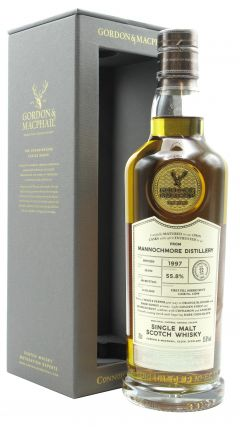 Mannochmore - Connoisseurs Choice Single Cask #12098 - 1997 22 year old Whisky