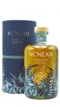 Nc'nean - Batch #2 - Organic Highland Single Malt - 2017 3 year old Whisky