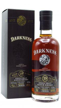Linkwood - Darkness - Pedro Ximenez Sherry Cask Finish 19 year old Whisky