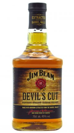 Jim Beam - Devil's Cut  6 year old Whiskey