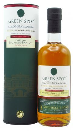Green Spot - Leoville Barton Bordeaux Wine Cask Finish Whiskey
