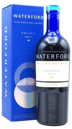 Waterford - Arcadian Series Organic Gaia 1.1 - Irish Single Malt  - 2016 3 year old Whisky