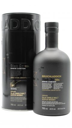 Bruichladdich - Black Art 8.1 - 1994 26 year old Whisky
