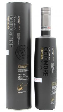 Bruichladdich - Octomore 10 4th Edition - 2009 10 year old Whisky