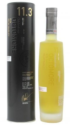 Bruichladdich - Octomore 11.3 Islay Barley - 2014 5 year old Whisky
