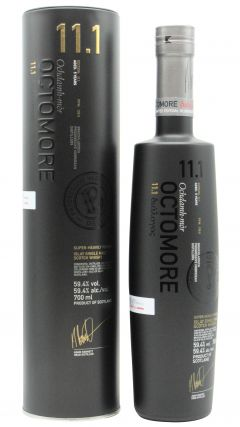 Bruichladdich - Octomore 11.1 Scottish Barley - 2014 5 year old Whisky