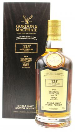Glenury Royal (silent) - G&M 125th Anniversary Release - Single Cask #2335 - 1984 35 year old Whisky