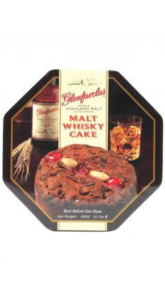 Glenfarclas Malt Whisky Cake (Hard To Find Whisky Edition)