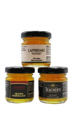 Mackays - Distillery Selection Pack Whisky Marmalade (Hard To Find Whisky Edition) 42g x 3