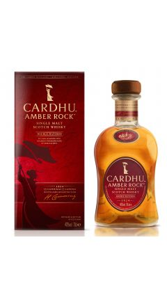 Cardhu - Amber Rock - Speyside Single Malt Whisky