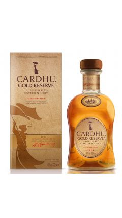 Cardhu - Gold Reserve - Speyside Single Malt Whisky