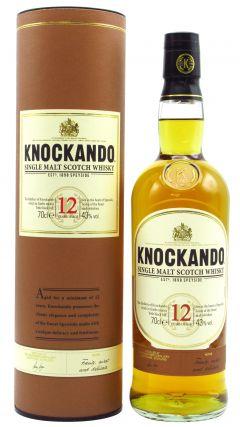 Knockando - Speyside Single Malt 12 year old Whisky