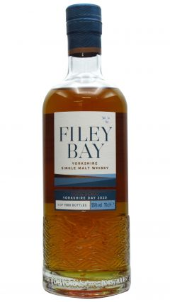 Spirit of Yorkshire - Filey Bay Yorkshire Day 2020 Whisky