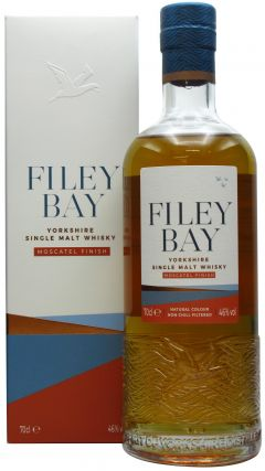 Spirit of Yorkshire - Filey Bay Moscatel Finish - 2016 Whisky