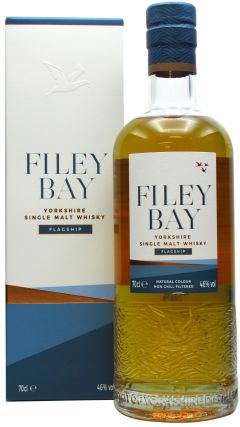 Spirit of Yorkshire - Filey Bay Flagship - 2015 Whisky