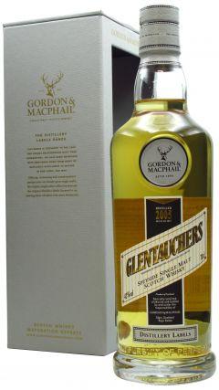 Glentauchers - Distillery Labels - 2005 14 year old Whisky