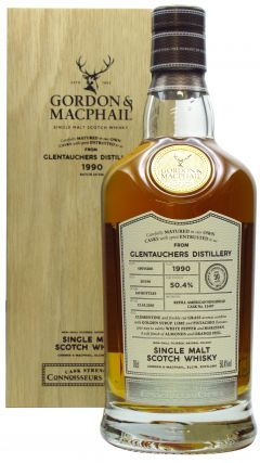 Glentauchers - Connoisseurs Choice Single Cask - 1990 30 year old Whisky
