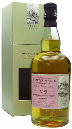 Clynelish - Summer Fruits Sundae Single Cask - 1995 24 year old Whisky